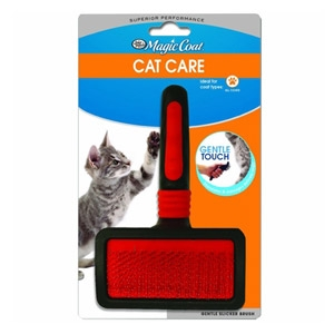 Four Paws® Magic Coat® Gentle Slicker Wire Brush for Cats