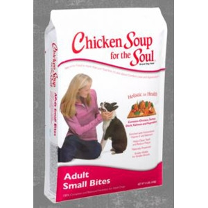 Diamond Chicken Soup Adult Dog Small Bites 5lb.