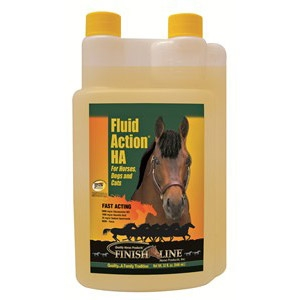 Finish Line® Action® HA Liquid Joint Health for Horses, Dogs & Cats