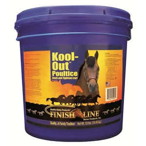 Finish Line® Kool-Out™ Poultice for Horses