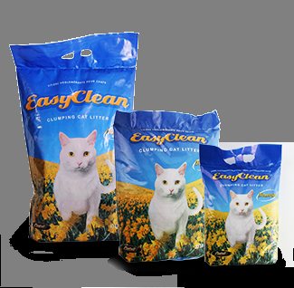 Pestell Easy Clean Clumping Cat Litter