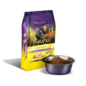 Zignature Turkey Formula for Dogs 27 Pound