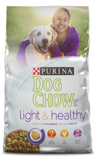 Purina Dog Chow Light and Healthy 36 pound