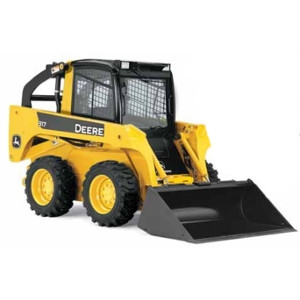 John Deere 317 Skid Steer Loader