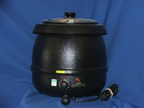 Adcraft Soup Kettle, Eleven Quart Capacity