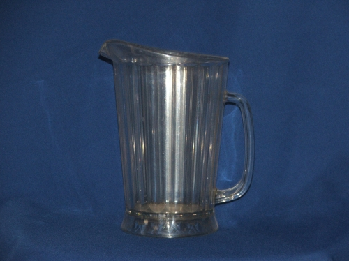Beverage Pitcher, Sixty Ounce Capacity