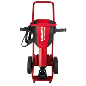 Hilti TE 3000-AVR Performance Package with Cart (Bits Not Included)