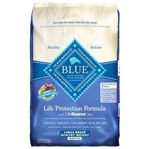 Blue Buffalo® Healthy Weight Chicken & Brown Rice for Large Breed Adult Dogs