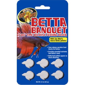 Betta Banquet Feeding Blocks