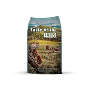Taste of the Wild Appalachian Valley Venison & Garbanzo Beans Small Breed Dry Dog Food