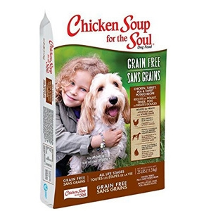 Chicken Soup for the Soul Grain Free Chicken, Turkey & Sweet Potato Dry Dog Food