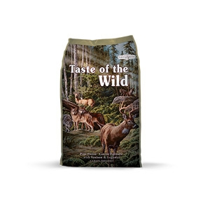 Taste of the Wild Pine Forest Venison & Legumes Dry Dog Food