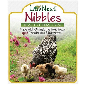 Luv Nest™ Nibbles Healthy Treats for Chickens