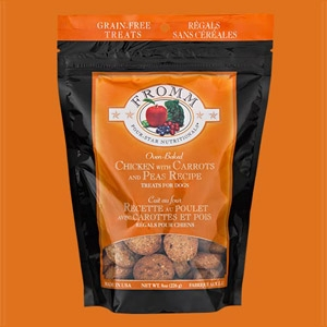 Fromm® Chicken with Carrots & Peas Dog Treats