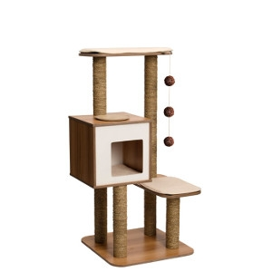 Vesper High Base Cat Tree