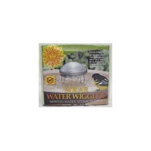 Allied Precision Solar Water Wiggler For Bird Bath