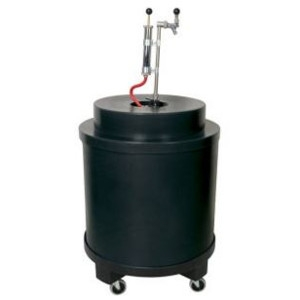 Super Cooler Keg Cooler