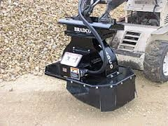Bobcat MT Stump Grinder Attachment
