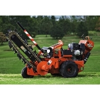 Ditch Witch RT12 Walk Behind Trencher | Taylor Rental Tampa Bay