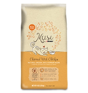 Purina® Muse® Charmed with Chicken Dry Cat Food- 10%