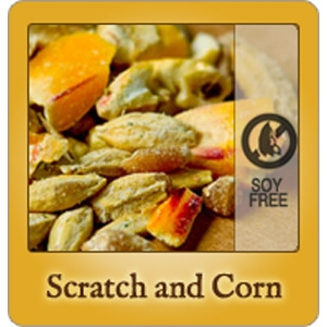 Soy Free Scratch N' Corn Chicken Feed