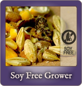 Soy Free Grower Chicken Feed