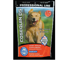 Nutrimax Cosequin Dietary Supplement Joint Health For Dogs, 60 Count Chew Tabs