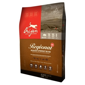 Orijen® Regional Red Biologically Appropriate™ Dog Food