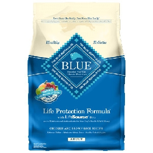Blue Buffalo Life Protection Formula Chicken & Brown Rice Recipe for Adult Dogs