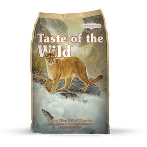 Taste of the Wild Canyon River Feline® Formula with Trout & Smoked Salmon