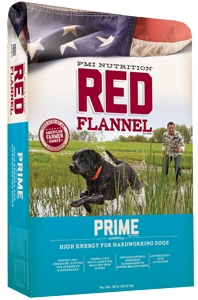Red Flannel Prime Formula for Dogs, 50 pound bag