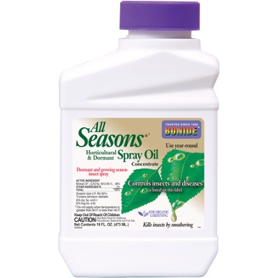 All Seasons Horticultural & Dormant Spray Oil, 16 oz.