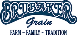 Brubaker Grain & Chemical Logo