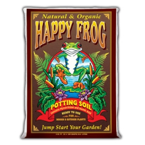 Happy Frog Potting Soil, 2 cu. ft. bag