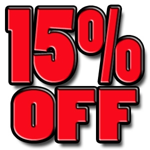 15% Off Flea and Tick Products