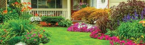 Keep your lawn & garden beautiful.