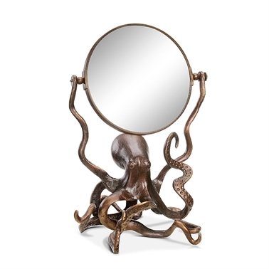 Spi Home Octopus Vanity Mirror