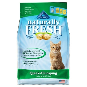 Blue Naturally Fresh Quick-Clumping Formula Natural Cat Litter