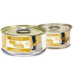 Weruva®  Cats in the Kitchen Goldie Lox Wet Cat Food 6 oz.