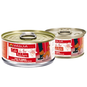 Weruva®  Cats in the Kitchen Two Tu Tango Wet Cat Food 6 oz.