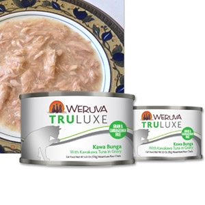 Weruva® Truluxe Kawa Bunga Wet Cat Food 6 oz.