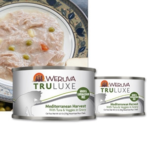 Weruva®  Truluxe Mediterranean Harvest Wet Cat Food 6 oz.