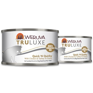 Weruva® Truluxe Quick 'N Quirky Wet Cat Food 6 oz.