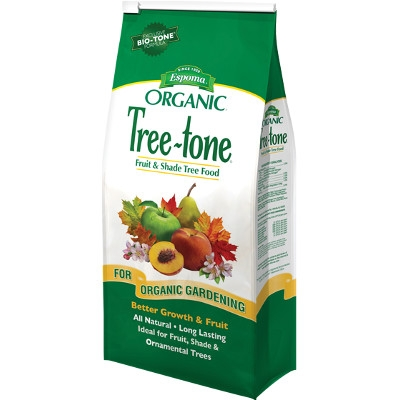 Espoma Organic Tree-tone Fruit & Shade Tree Food, 4 lbs