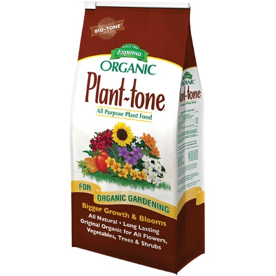 Espoma Organic Plant-tone All Purpose Plant Food, 4 lbs