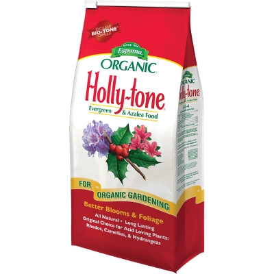 Espoma Organic Holly-tone Acid Loving Plant Food, 4 lbs