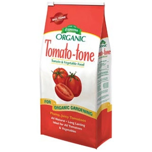 Espoma Organic Tomato-tone Tomato & Vegetable Food, 4 lbs