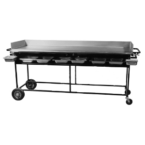 Portable Outdoor Gas Griddle