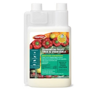 Martin's® Dominion® Fruit Tree & Vegetable Insecticide Concentrate