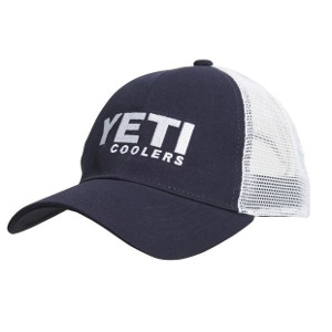 YETI Traditional Blue Trucker Hat